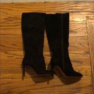 Nine West Suede Boots 👢
